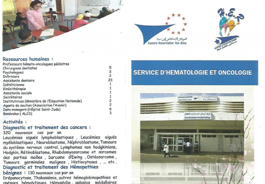 Brochure service SHOP rabat