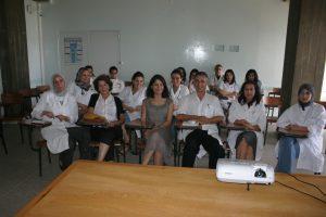 Partenariat SJCRH-Octobre2009